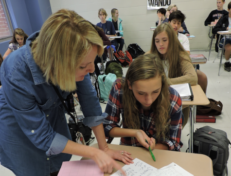 McGuffin named teacher of the year