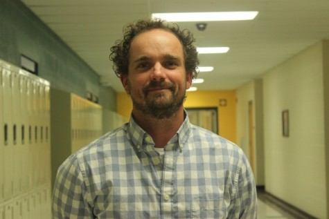 Sneed Wins Teacher of the Month