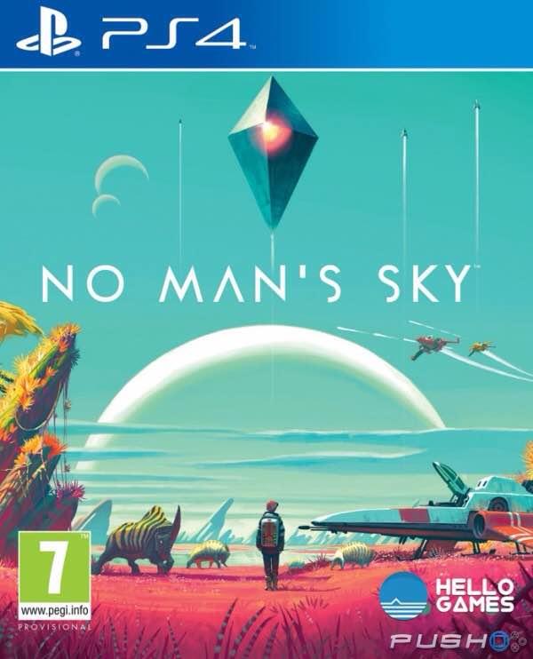 """No Man's Sky"" Raises the Bar Into the Stratosphere"