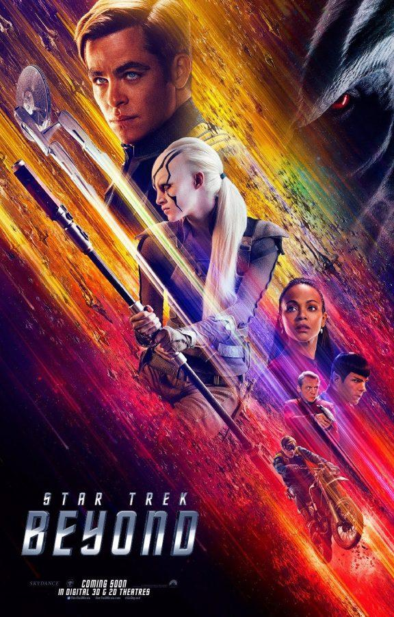 """""""Star Trek Beyond"""" is Satisfying Space Fare"""