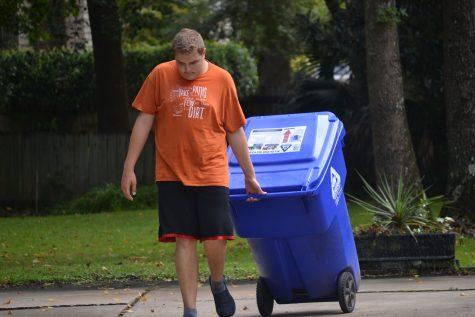 "Smith Pruitt's ""Super Dee Dooper Recycling Service"""