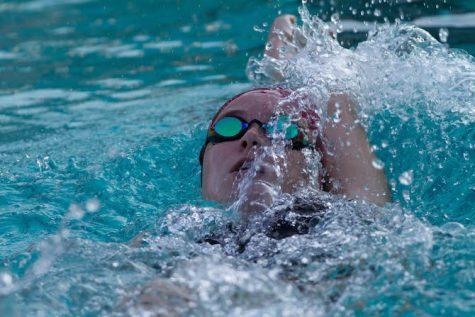 Swim Team Dives Into Third Consecutive Win