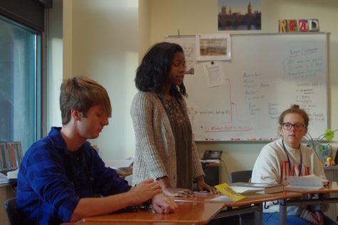 Student Poets Liven Up Literature