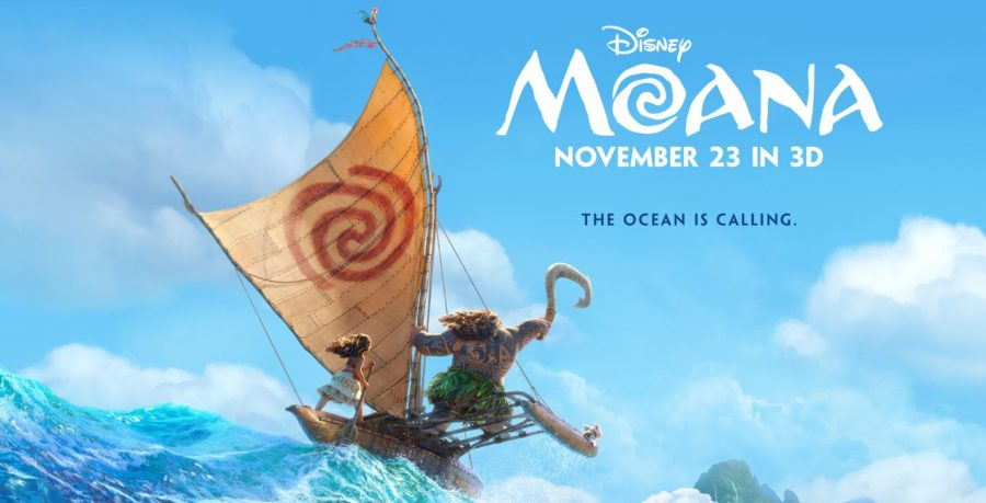 """""""Moana"""" Stands Out for Moviegoers"""