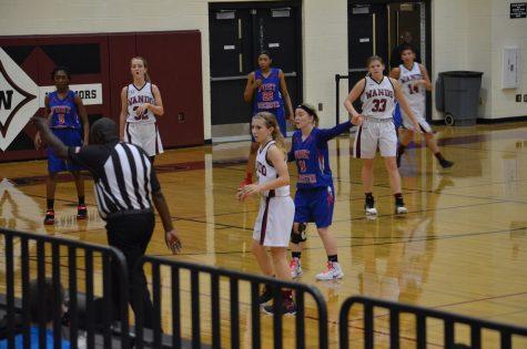 Girl's Basketball Playoffs