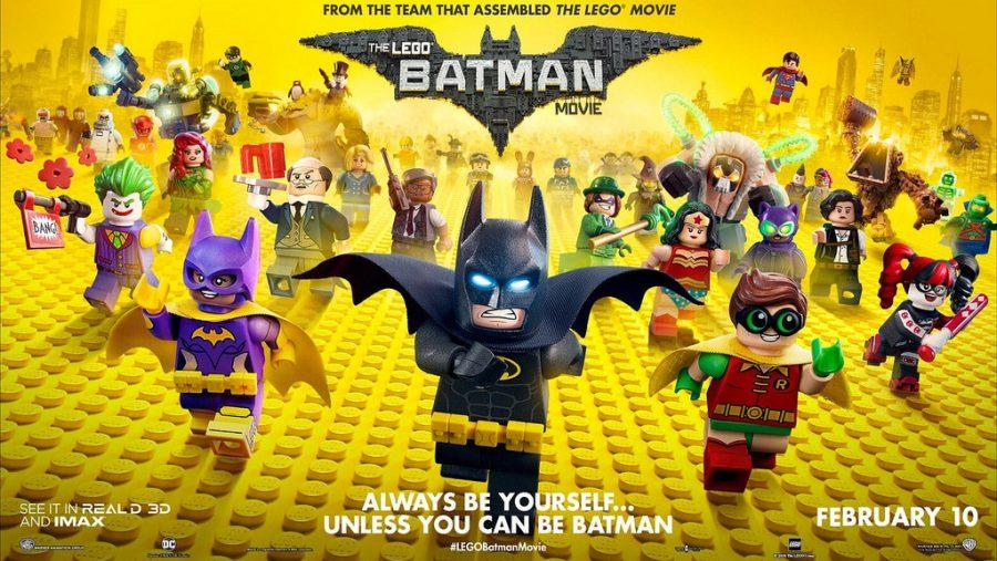 """""""Lego Batman"""" Is Quirky and Fast Paced"""