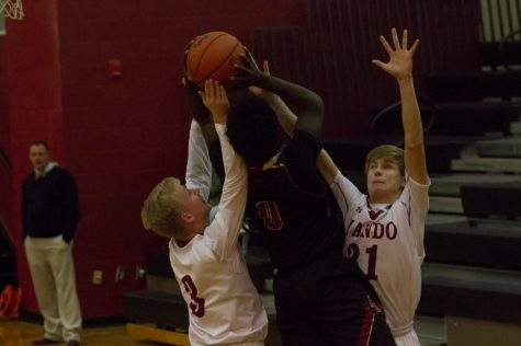 First Round Playoff Loss Ends Season for Boys Varsity Team