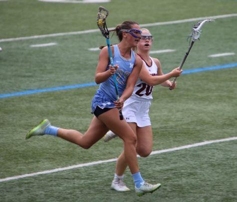 Girls Lacrosse Falls Short at State