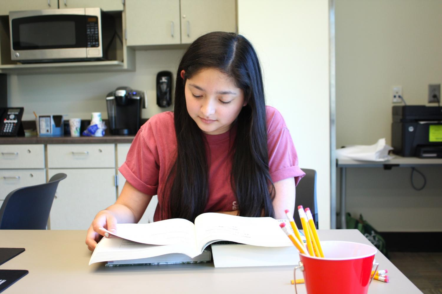 Lia Hsu-Rodriguez Discovers her Passion and Future