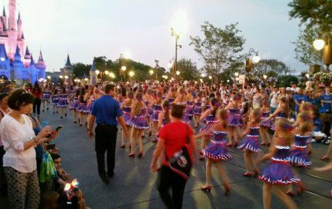 Dancing in Disney