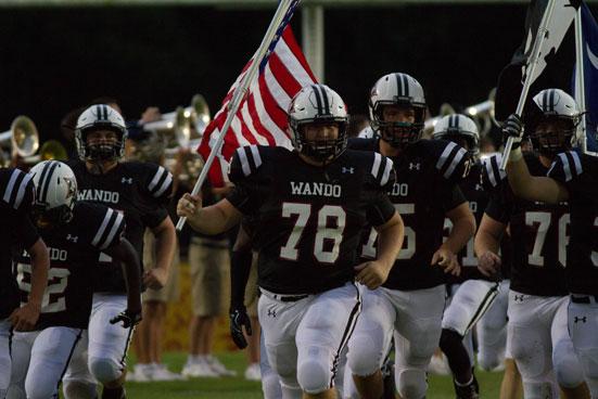 Wando v. Beaufort • Varsity Football 8/19/16