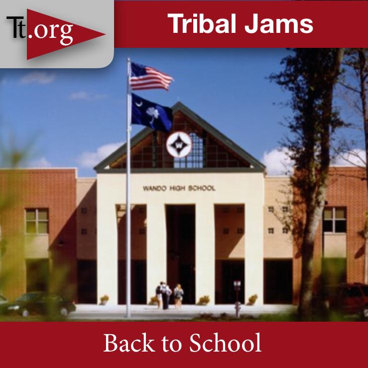Tribal Jams • Back to School