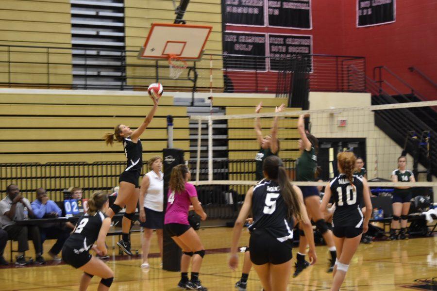 Volleyball+Hosts+Regional+Tournament