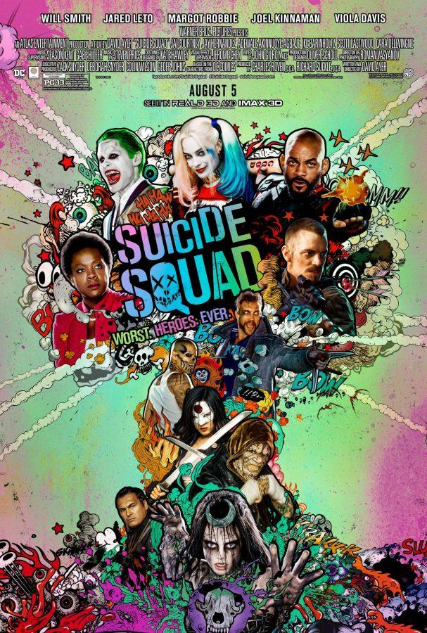 Suicide Squad Almost Stumbles Off the Edge