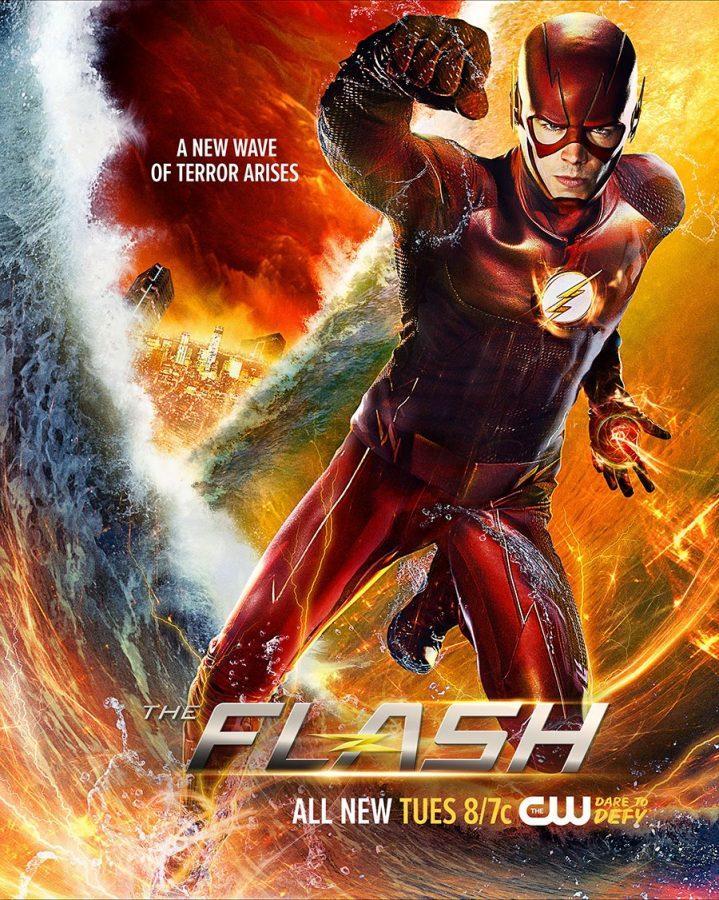 The Flash Sparks Superb Superhero Style