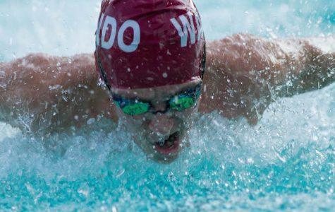 Wando v. Academic Magnet • Varsity Swim 9/8/16