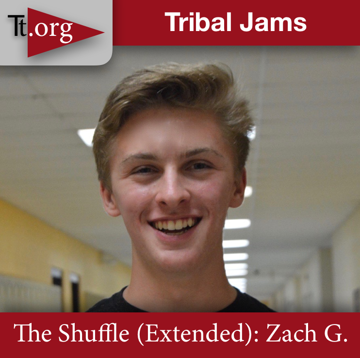 Tribal Jams • The Shuffle (Extended): Zach G.