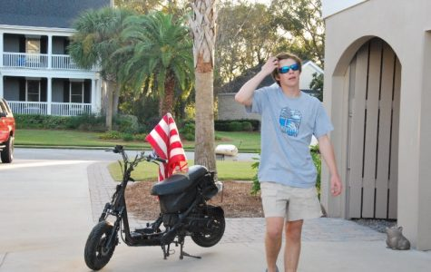 Moped Brings Problem Solving to Transportation