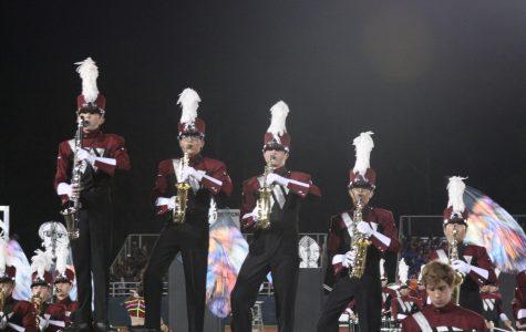 LCI Marching Band Festival 2016