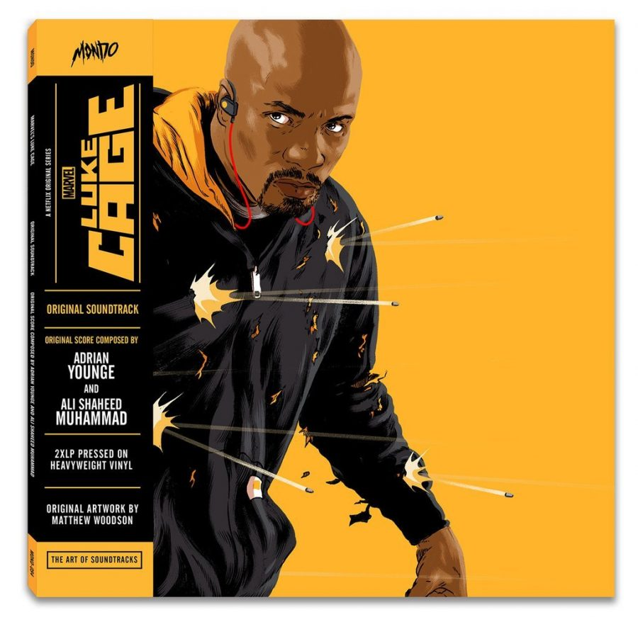 Luke Cage TV Show Soundtrack is Surprising
