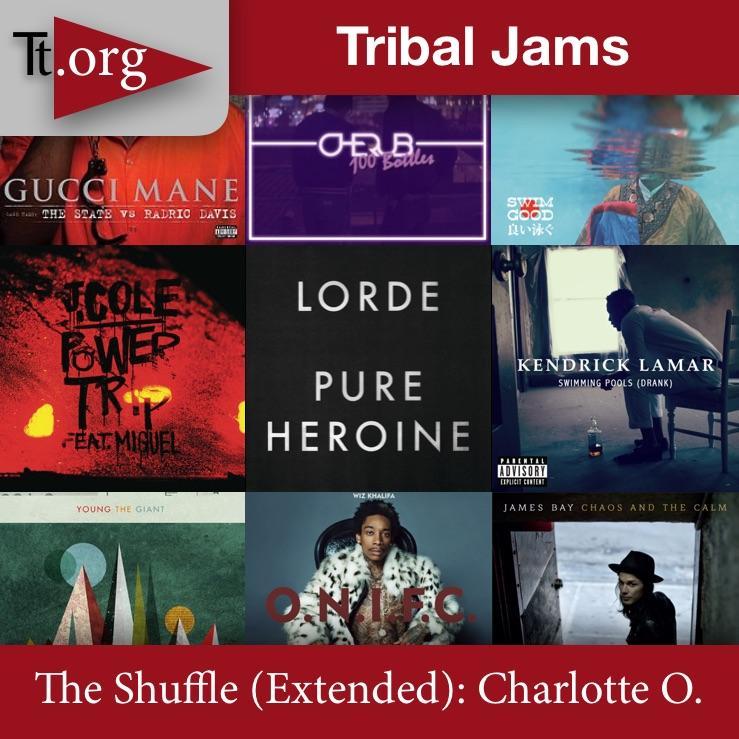 Tribal Jams • The Shuffle (Extended): Charlotte O'Neil