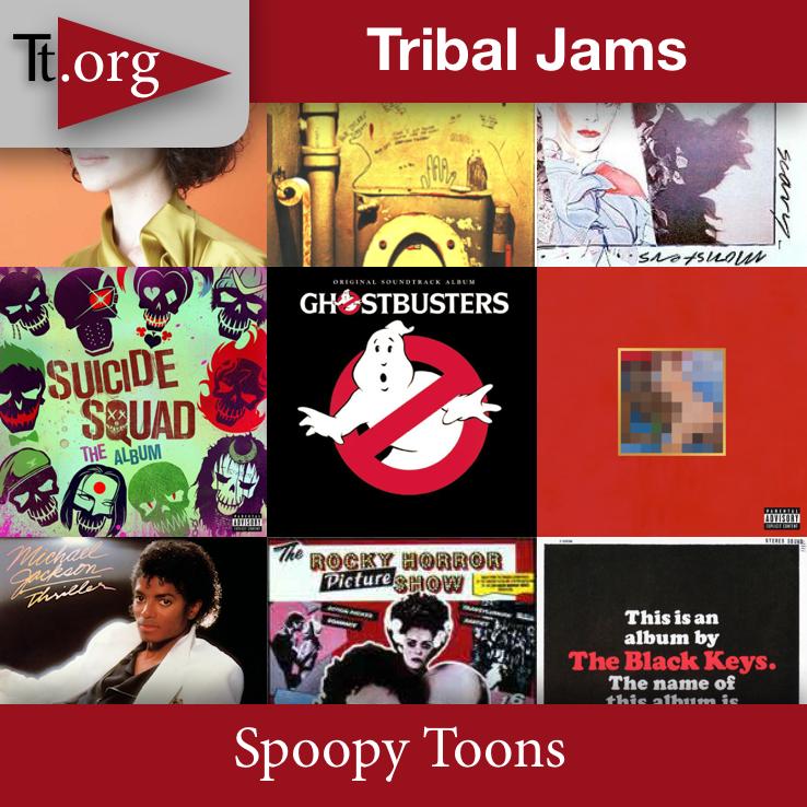 Tribal Jams • Spoopy Toons