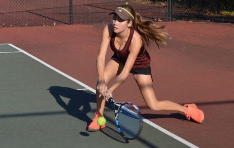 Varsity Tennis Loses Region