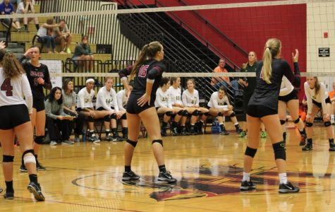 Varsity Volleyball Through Playoffs, Move on to Lower State