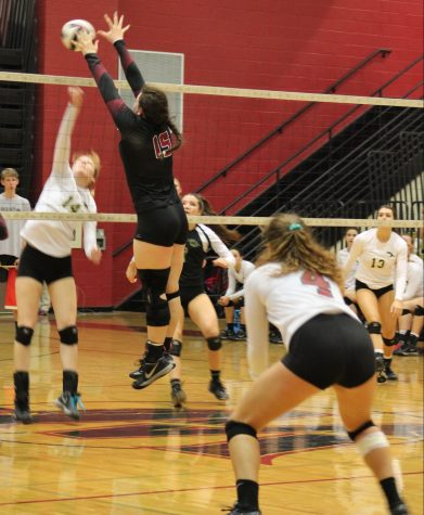 Varsity Volleyball's Road to State