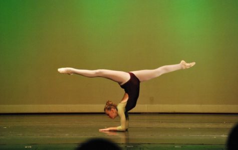 Wando Fall Dance Concert was En Pointe