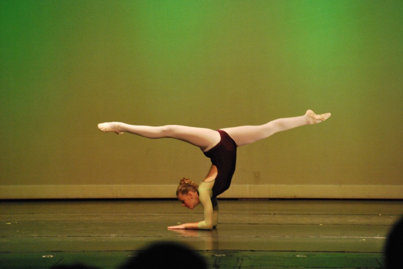 Wando Fall Dance Concert was En Pointe
