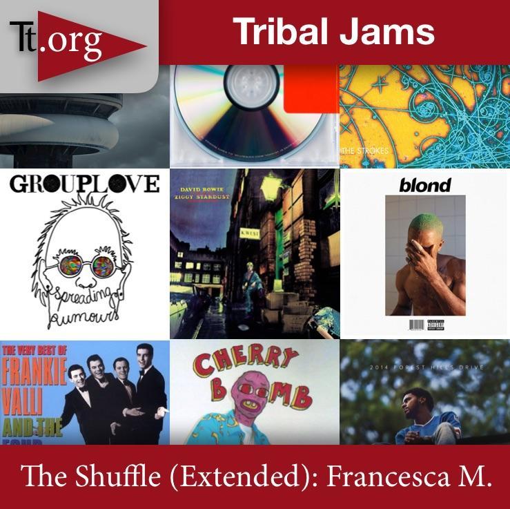 Tribal Jams •The Shuffle (Extended): Francesca M.