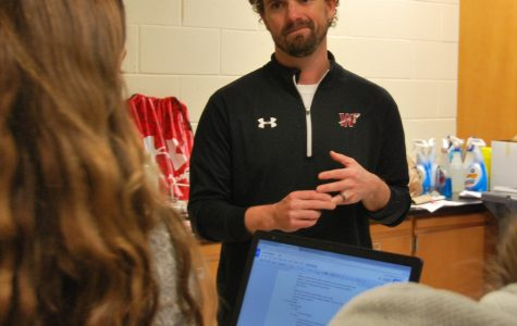 Sneed Named Teacher of the Year
