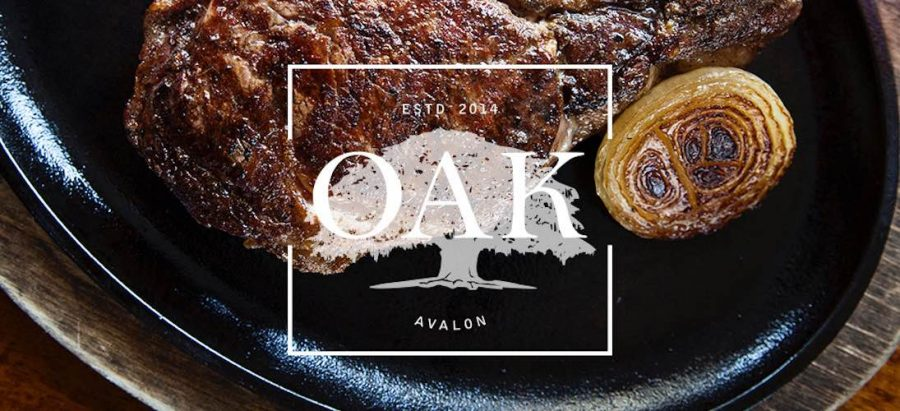 OAK Raises the Steaks