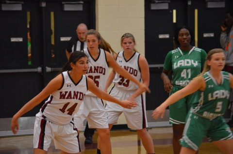 Girl's Basketball Comes to a Close