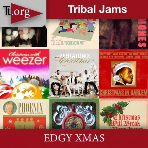Tribal Jams •EDGY XMAS