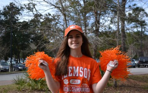 National Championship Game Was Memorable for Clemson Fan
