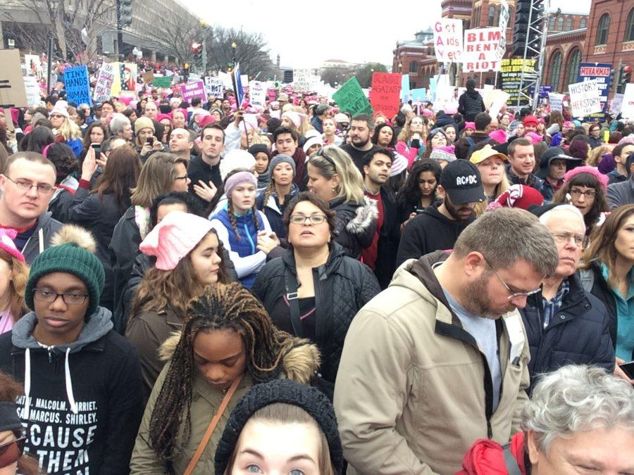 The+Womens+March+on+Washington