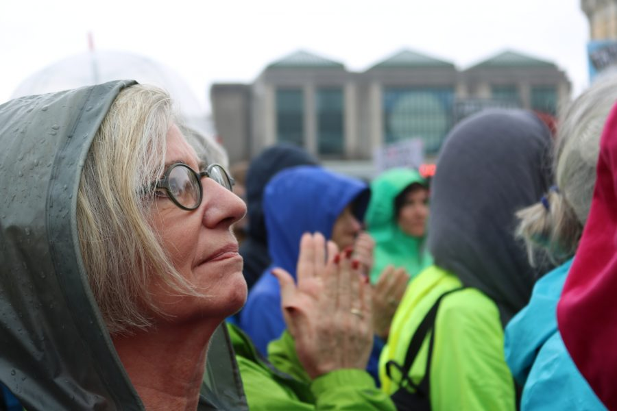 Women's March on Charleston