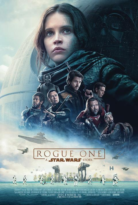Rogue One is Legendary