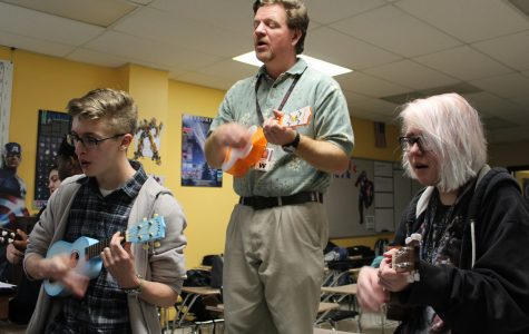 Teacher Feature of the Week: Mr. Fischer's Astronomy Class is out of this World