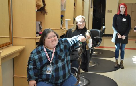 Special Education Student Donates to Locks of Love
