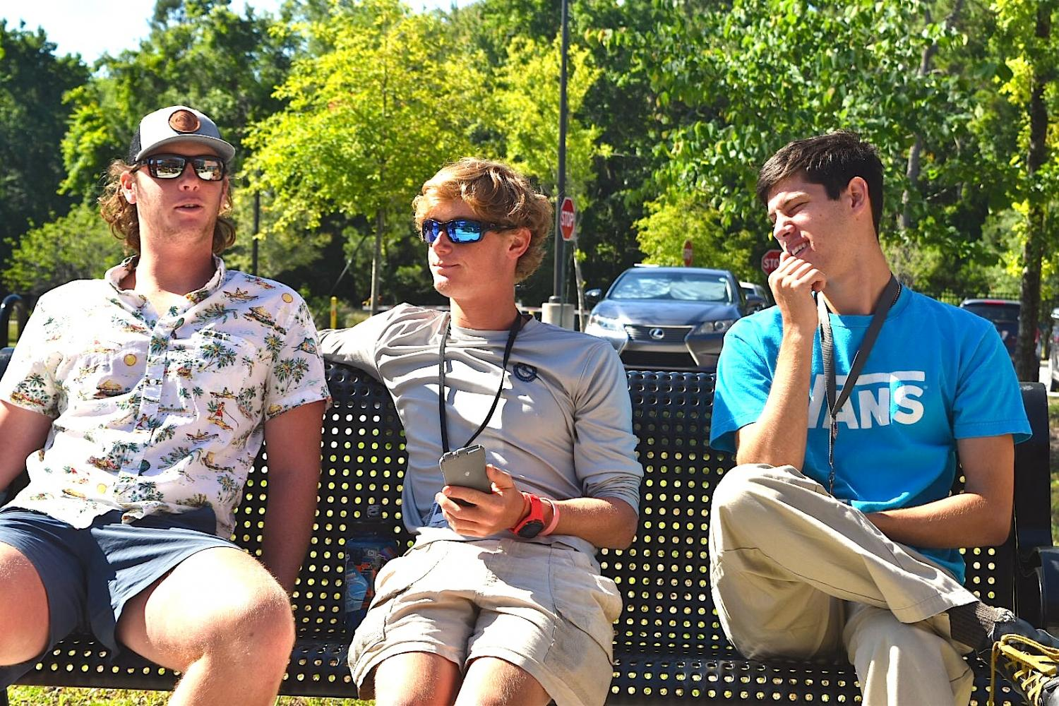 Buckannon Triplets Find Their Individuality