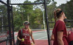 August 30th Wando Girls Tennis vs. Porter Gaud