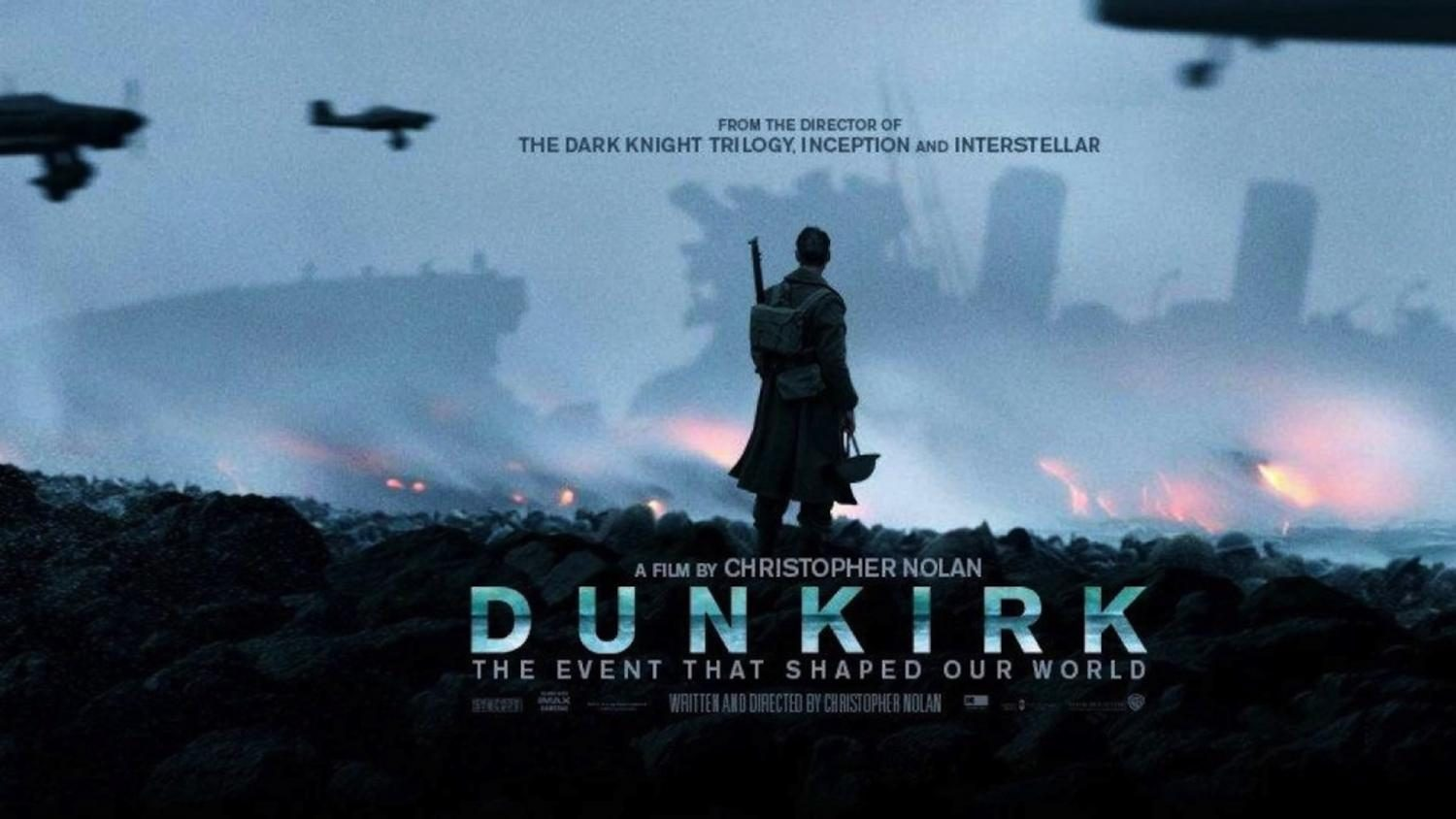 Dunkirk Thrills and Reaches All Expectations