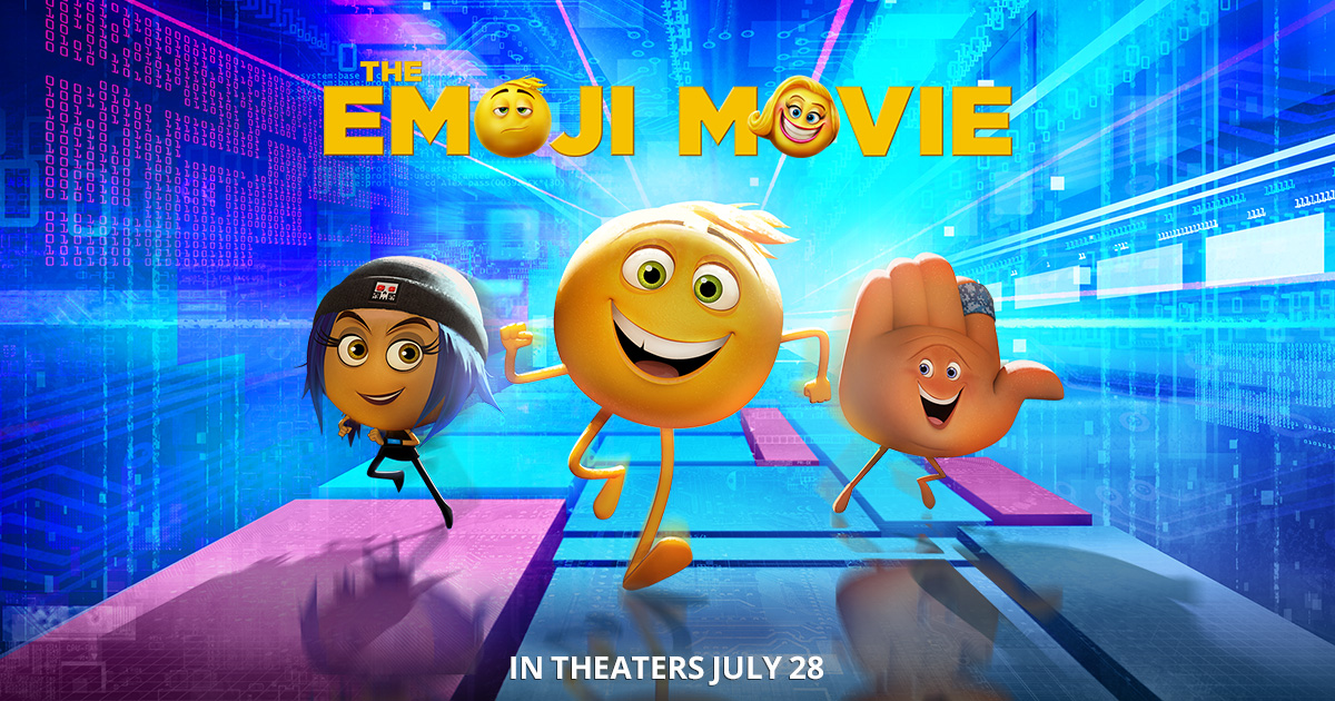The Emoji Movies Cash Grabbing, Out of Touch Nature Earns a D-