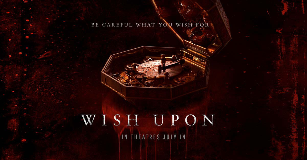 Wish Upon Earns No Credit in Modern Horror