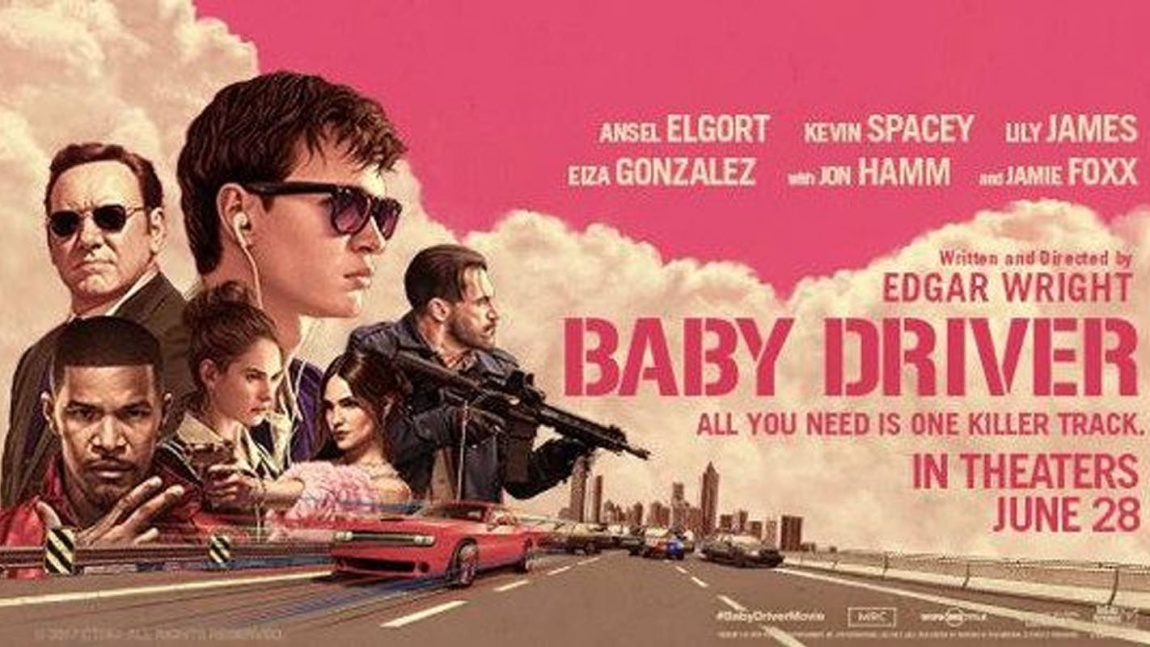 Baby Driver Flows with Perfect Soundtrack