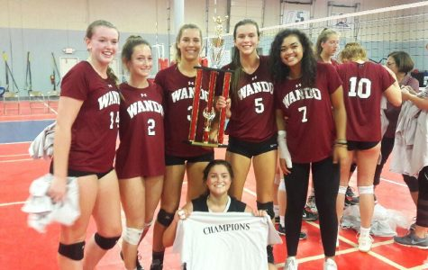 Wando Girls' Volleyball Bonds over A5 Southern Challenge Volleyball Tournament Victory
