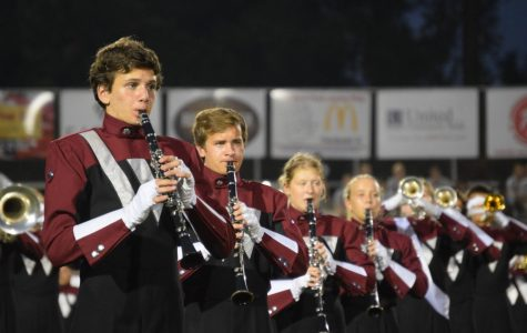 The Four Year Experience of the Wando Marching Band